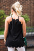 Accumulated Love Tank, Black