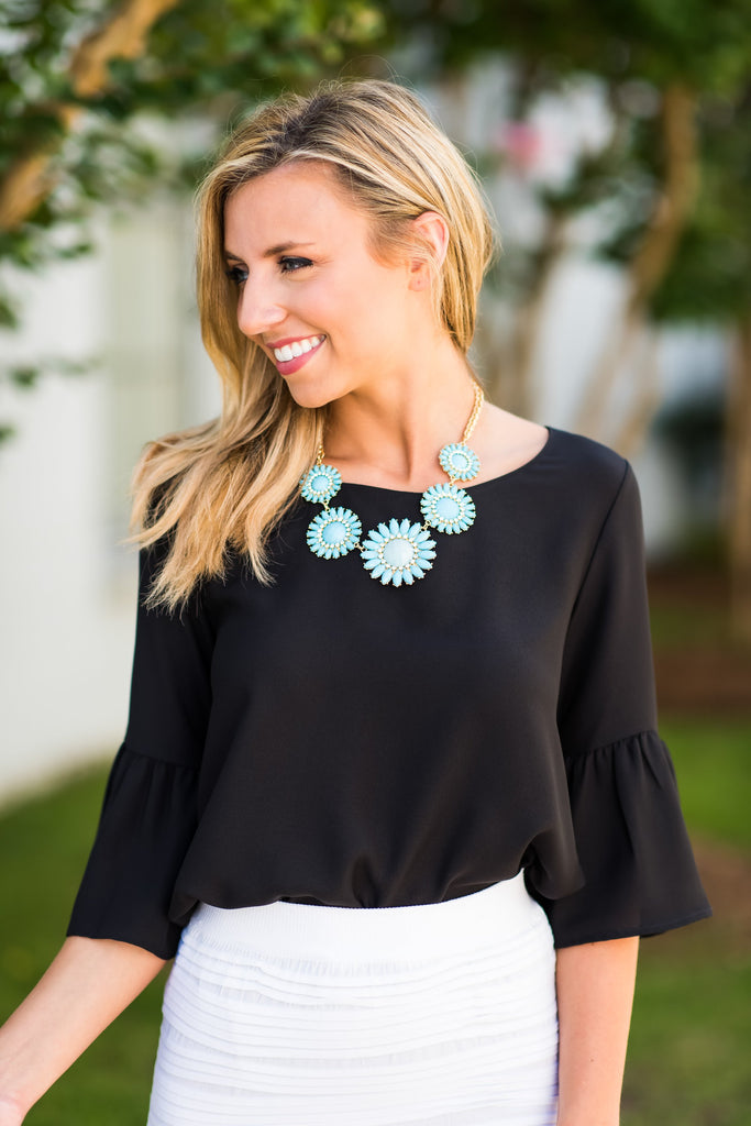 Coast To Coast Top, Black