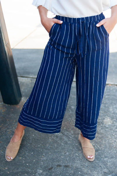 Travel Time Pants, Navy