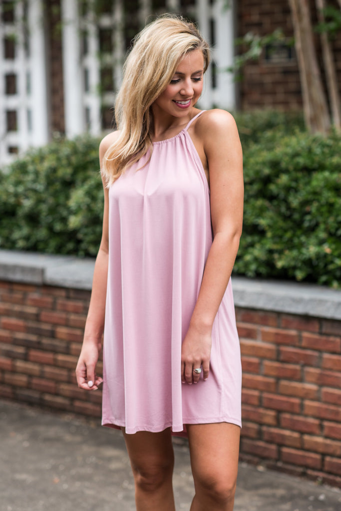 Versatile Beauty Dress, Dusty Purple
