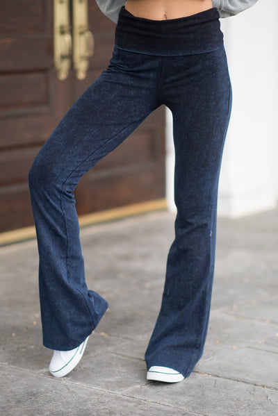 Casual Vibe Pants, Sapphire