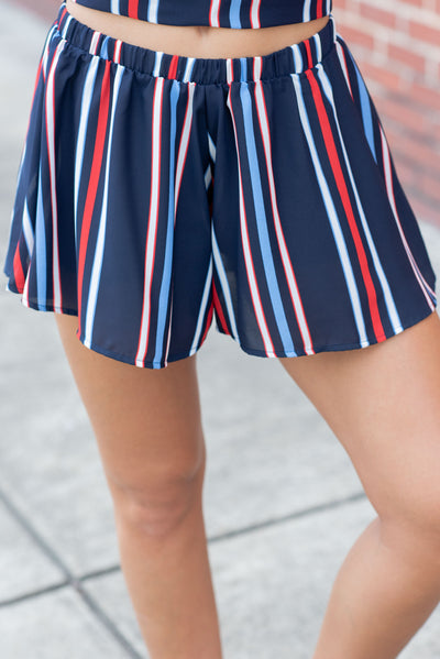 Could Not Ask For More Shorts, Navy
