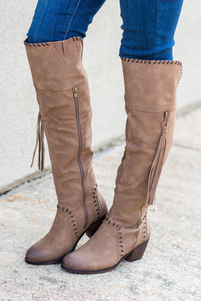 shoes, boots, tall boots, brown, fall shoes, fall clothing, winter boots