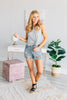 Totally Relaxed Tank, Heather Gray