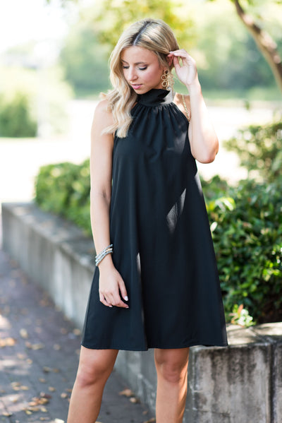 This Is The Real Deal Dress, Black