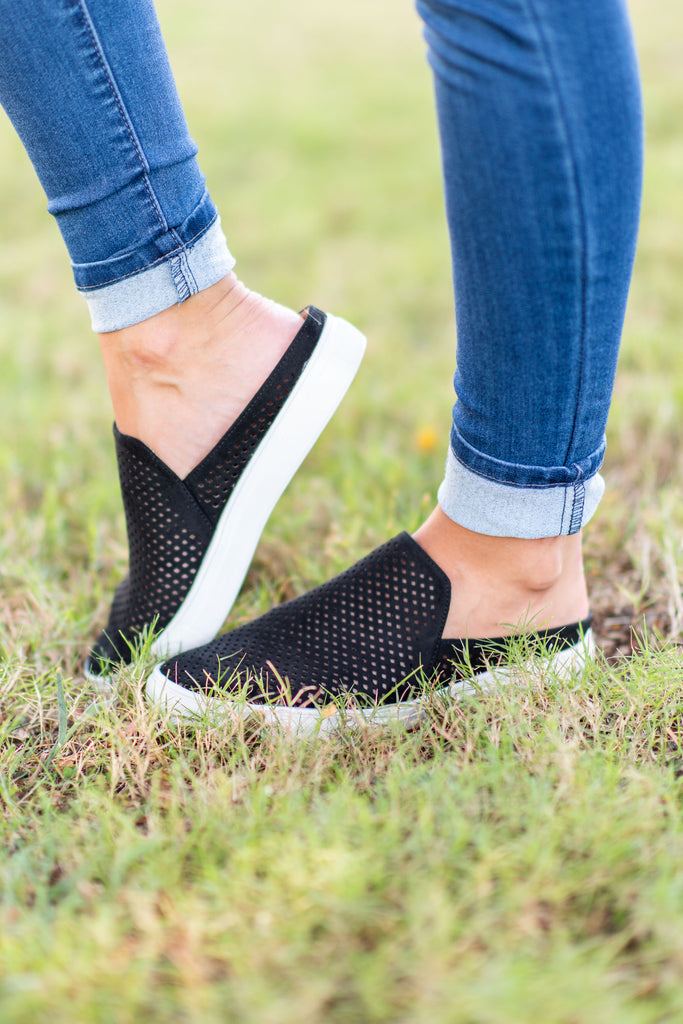 shoes, sneakers, slip on, fall, winter, black, flats, cute, casual