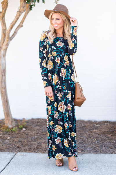 Full On Fab Maxi Dress, Black