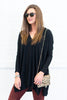 Calling My Name Tunic, Black