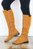 The Anytime Boots, Cognac