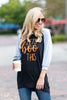 top, tee, casual, fall, winter, graphic, slouchy, long sleeve, solid, boo, halloween, holidays, spooky, lets boo this, pumpkin, flowy