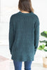 My Scene Sweater, Emerald