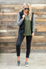 jacket, coat, winter, fall, black, long sleeve, buttons, zipper, hood, pockets, casual, cute, top, collared, gray, colorblock, sweatshirt