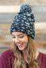 Out In The Wild Beanie, Black-Gray