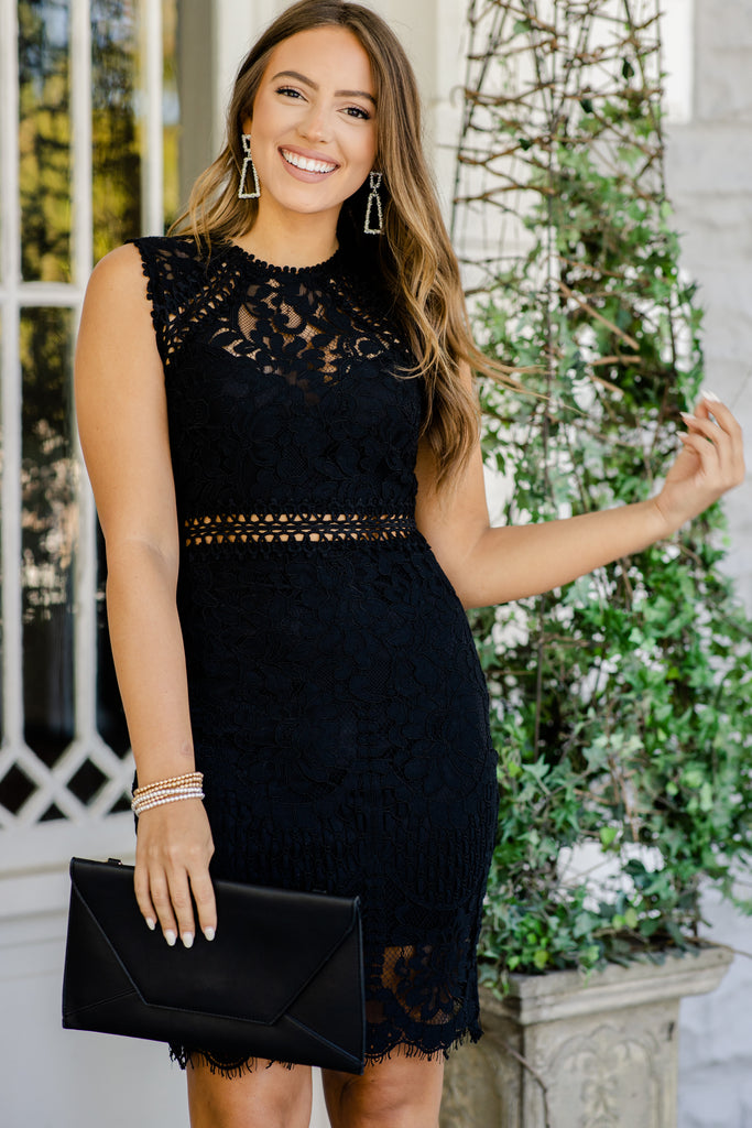 lace party dress