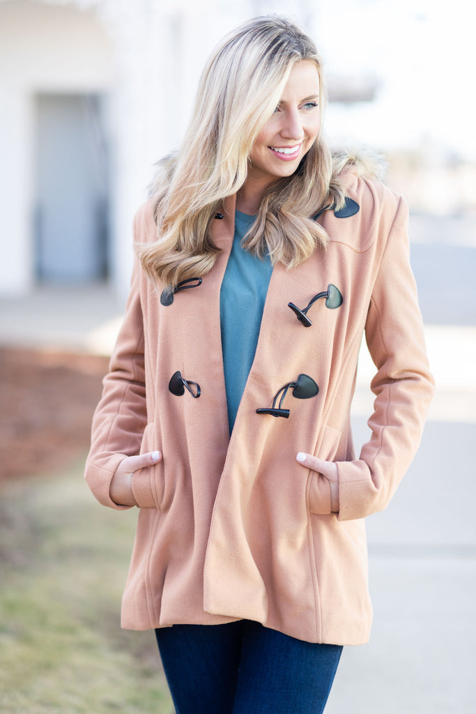 Out In The Cold Coat, Camel