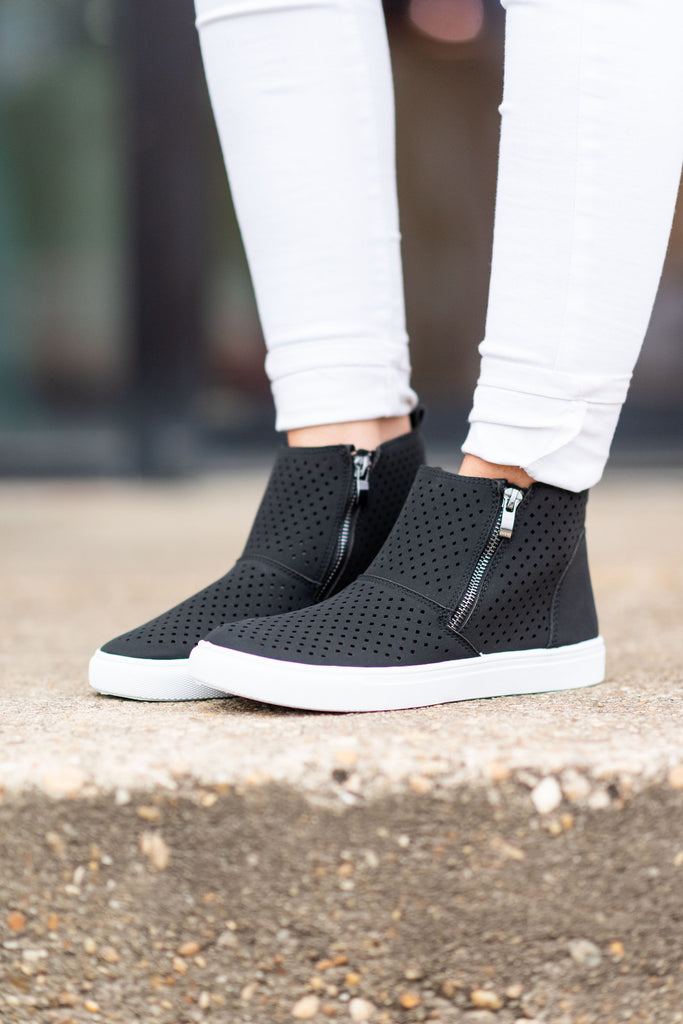 Out Of This World Sneakers, Black