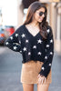 Always A Star Sweater, Black