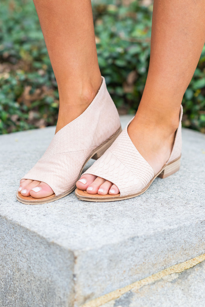 Take Your Love Flats, Blush