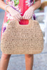 Gone To The Beach Purse, Natural