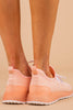 Gotta Run Blush Pink Sneakers