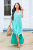 This Is No Dream Maxi Dress, Mint