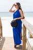 Dreaming Of Vacays Maxi Dress, Cobalt Blue