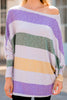 top, stripes, striped top, long sleeve, long sleeve top, batwing sleeves, summer top, fall top, easy to style, trendy, everyday, shopping, casual top