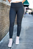 Work For You Leggings, Black