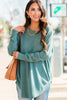 classic long sleeve tunic