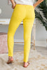 The Rachel Yellow Jeggings