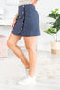 Take A Look Skirt, Navy