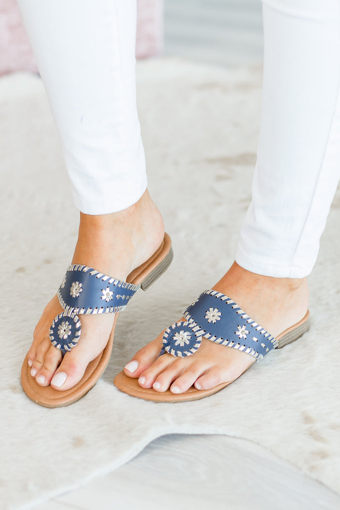 shoes, sandals, blue, brown, white, trendy sandals, comfy, casual, cute, beach, summer, vacation, easy to style