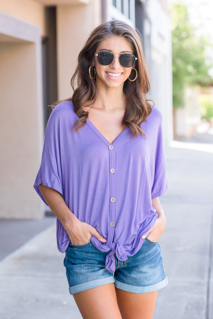 Always Be Your Best Top, Lavender