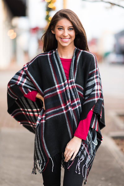Ponchos The Mint Julep Boutique