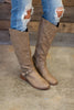 Get A Move On Boots, Taupe