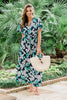 Eyes On You Maxi Dress, Faded Navy