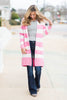 Just Be You Cardigan, Pink