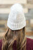 Looking For The Cozy Beanie, Ivory
