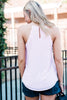 Love Letter Tank, Pink