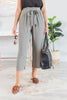 Off To Anywhere Culotte Pants, Olive