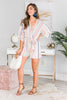 Outshine Anyone Romper, White-Multi