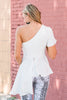 Prepared For Fab Top, White