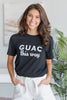 Guac This Way Tee, Black