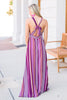 Reach Out To You Maxi Dress, Plum-Lavender