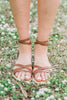 Steven By Steve Madden: The Mata Sandals, Cognac