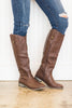 The Dakota Boots, Brown