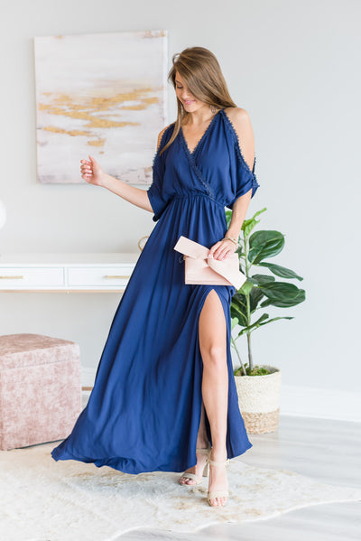 ad890eb124eb8 You're A Natural Beauty Maxi Dress, ...
