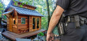 Tiny Homes Banned: US Government Increasingly Criminalizes Off Grid Living