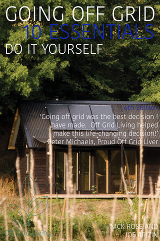 "Going Off Grid – 10 Essentials to ""Do It Yourself"" (link in description) - Off Grid Living for Beginners"