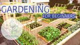 THE YEAR ROUND GARDENING PLAN - Off Grid Living for Beginners